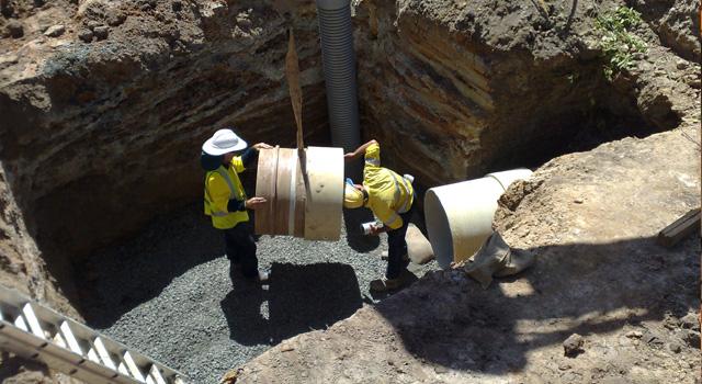 Pipeline Contractor